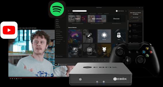 Technical specs | EBOX